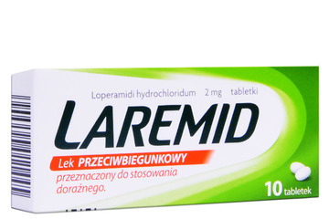 Laremid 2mg 10 tabletek